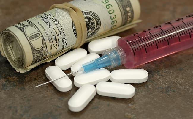 drug taking