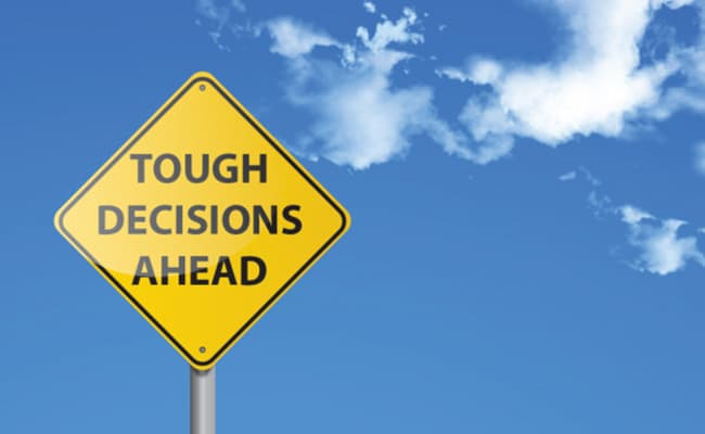 Decision Making in Recovery